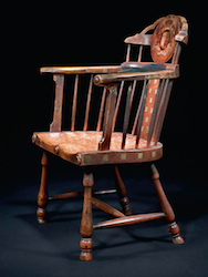 The Enmore Castle Chair