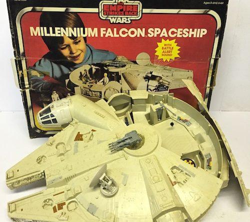 Star Wars memorabilia