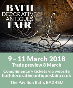 Bath Decorative Antiques Fair