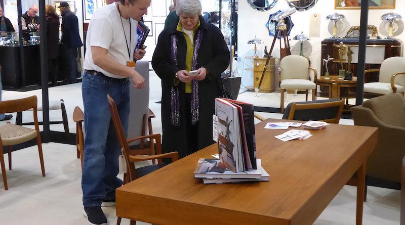 Exhibitor Danish Homestore at London Antiques Art and Interiors Fair