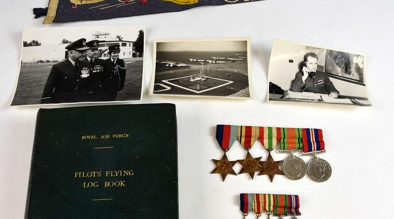 World War two collection of militaria