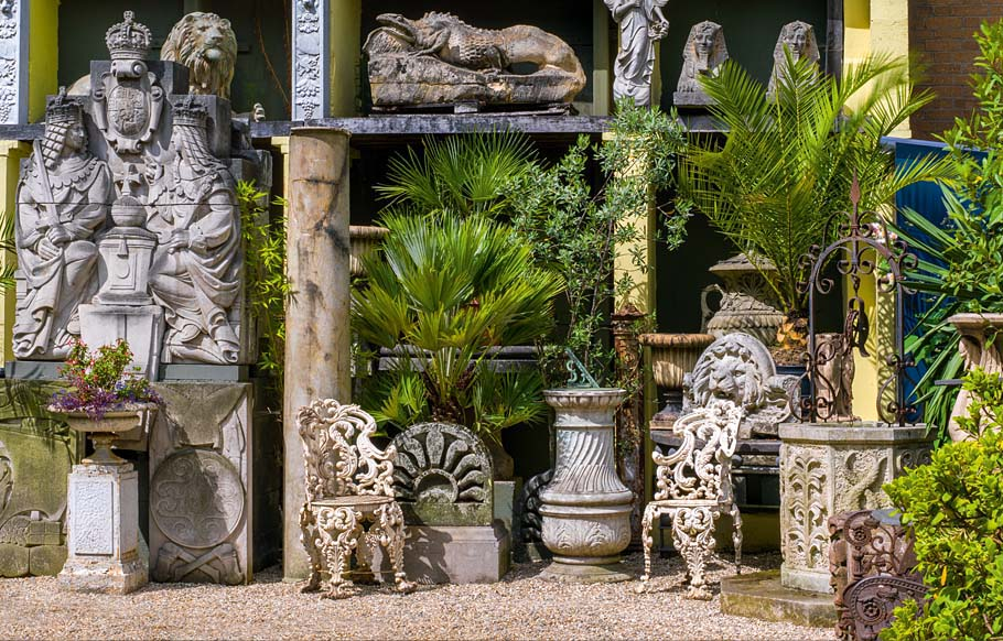 Look at various factors to spot signs of fake antiques