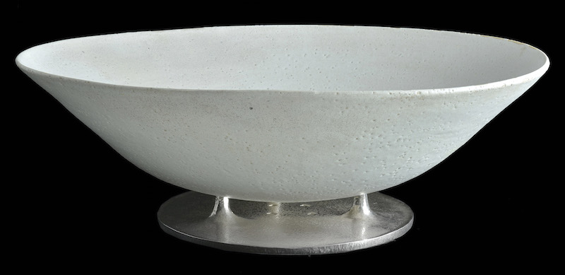 Louis Osman and Lucie Rie bowl