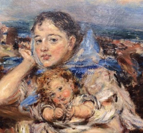 'Caller OO' by William McTaggart
