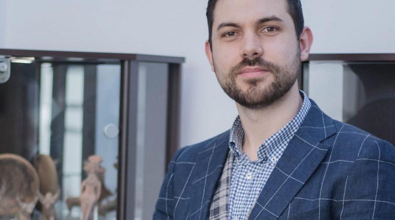 New antiquities consultant at Lockdales Dr Ivan Bonchev