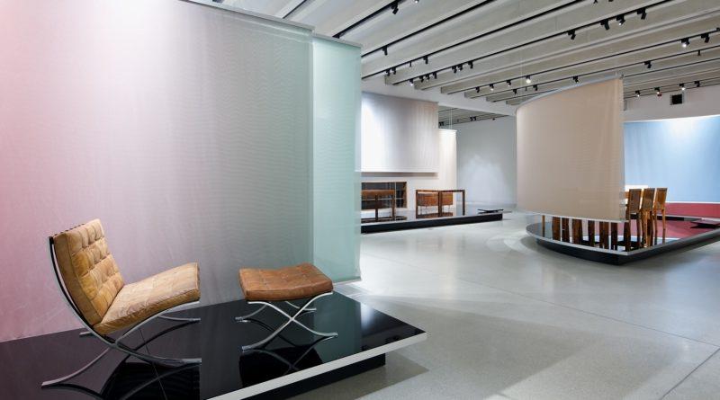 Bauhaus furniture by Mies van der Rohe