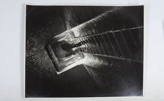 A photograph of a London sewer by Slim Hewitt