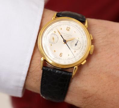 Patek Philippe vintage watch 2