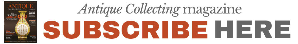 Subscribe to Antique Collecting magazine