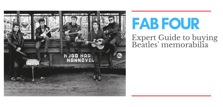 Expert guide to buying Beatles memorabilia