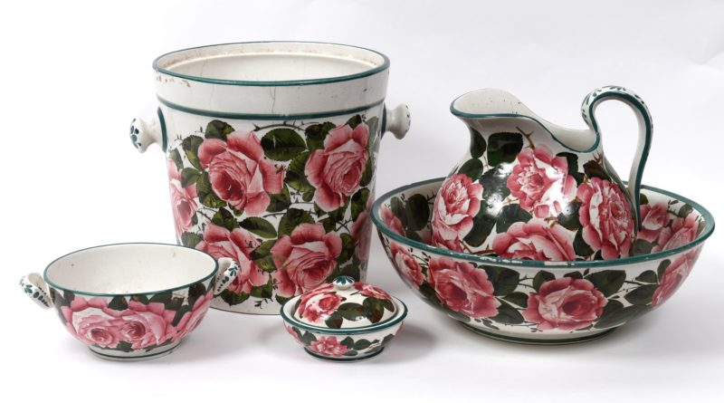 A Weymss set from the Frink collection