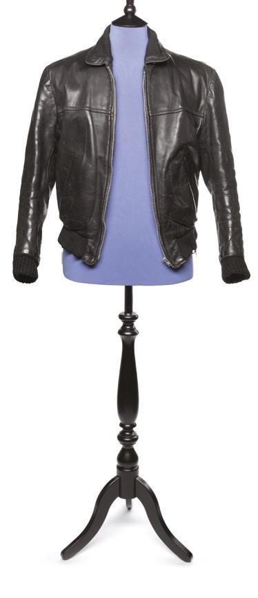 George Harrison leather jacket