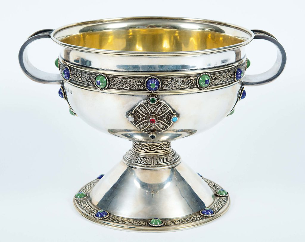 Reproduction of the Ardagh chalice