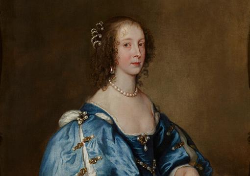 Portrait by Sir Anthony Van Dyck