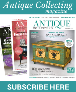February 2020 issue of Antique Collecting out now