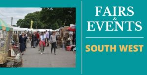 Antique Fairs and Events in South West