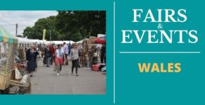 Antique Fairs and Events in Wales