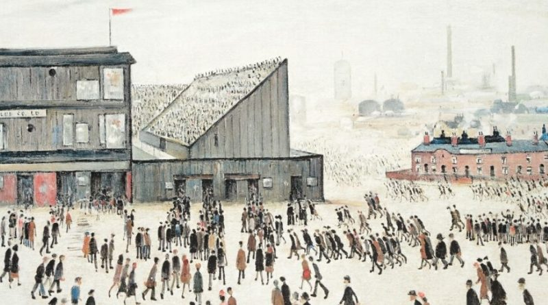 After LS Lowry Going to the Match