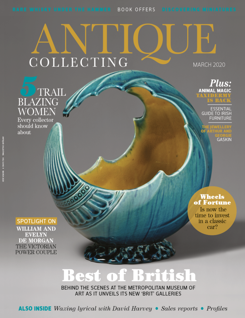 March 2020 Antique Collecting magazine
