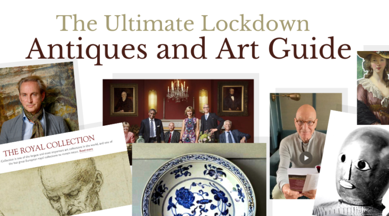 Lockdown Antiques and Art Guide