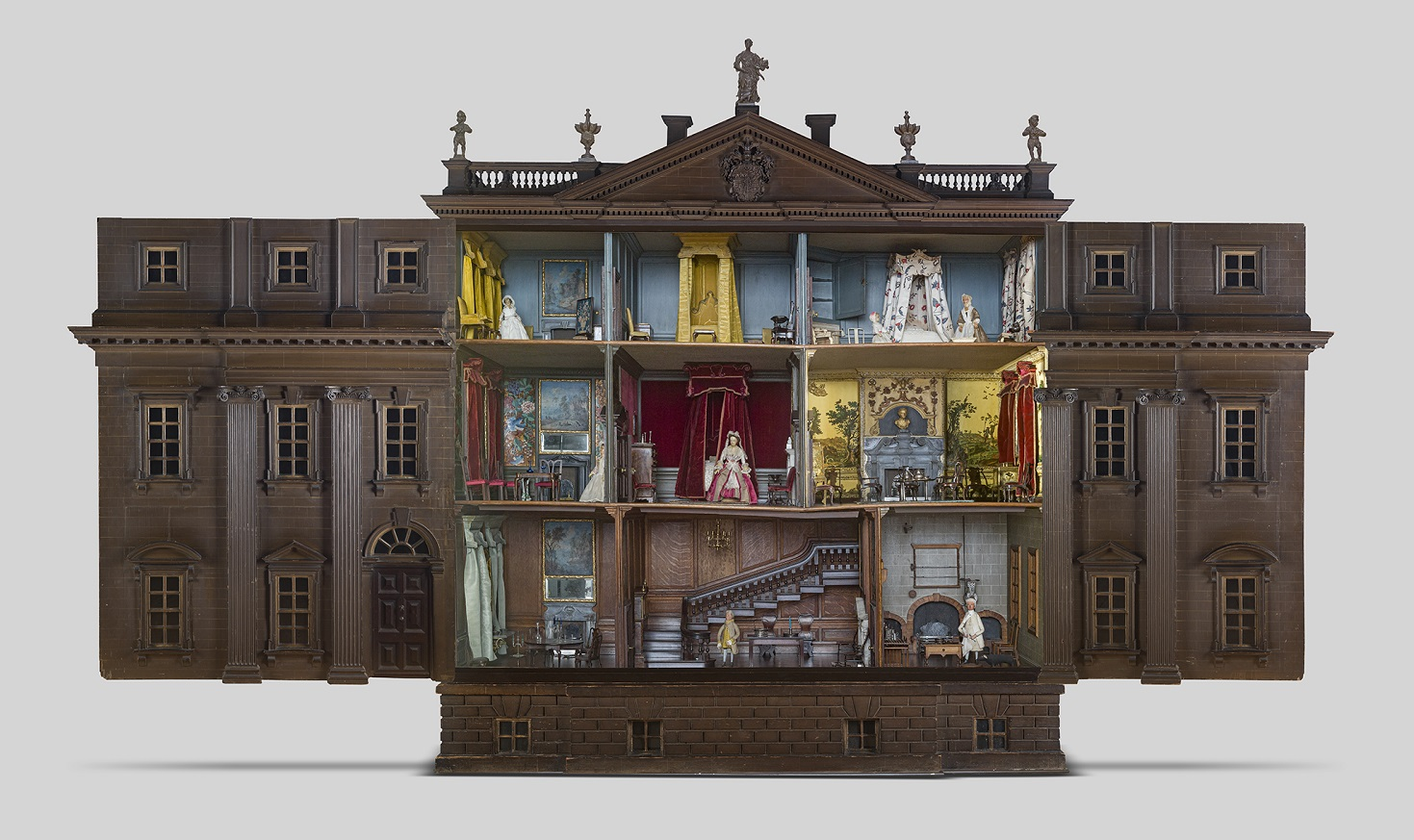 Nostell Manor dolls house