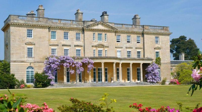 The Rothschild's Exbury House