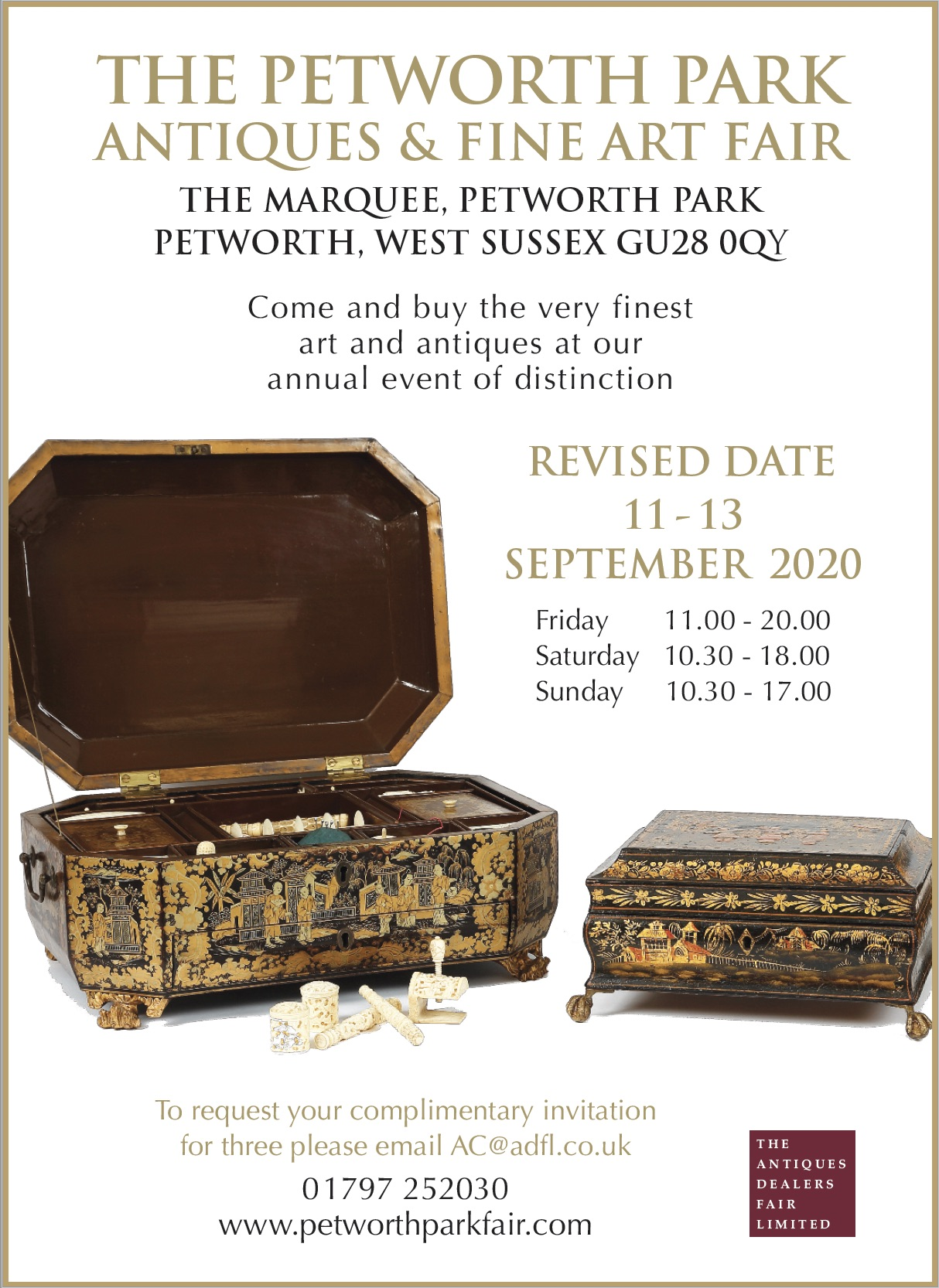 Petworth Park Antiques & Fine Art Fair