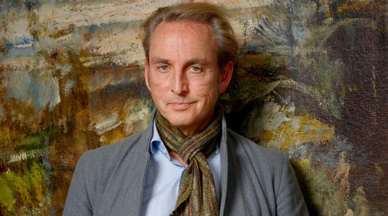 Art dealer Philip Mould