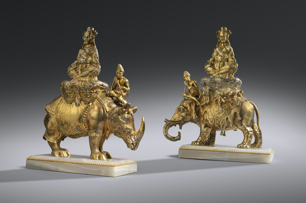 Rothschild rhinoceros