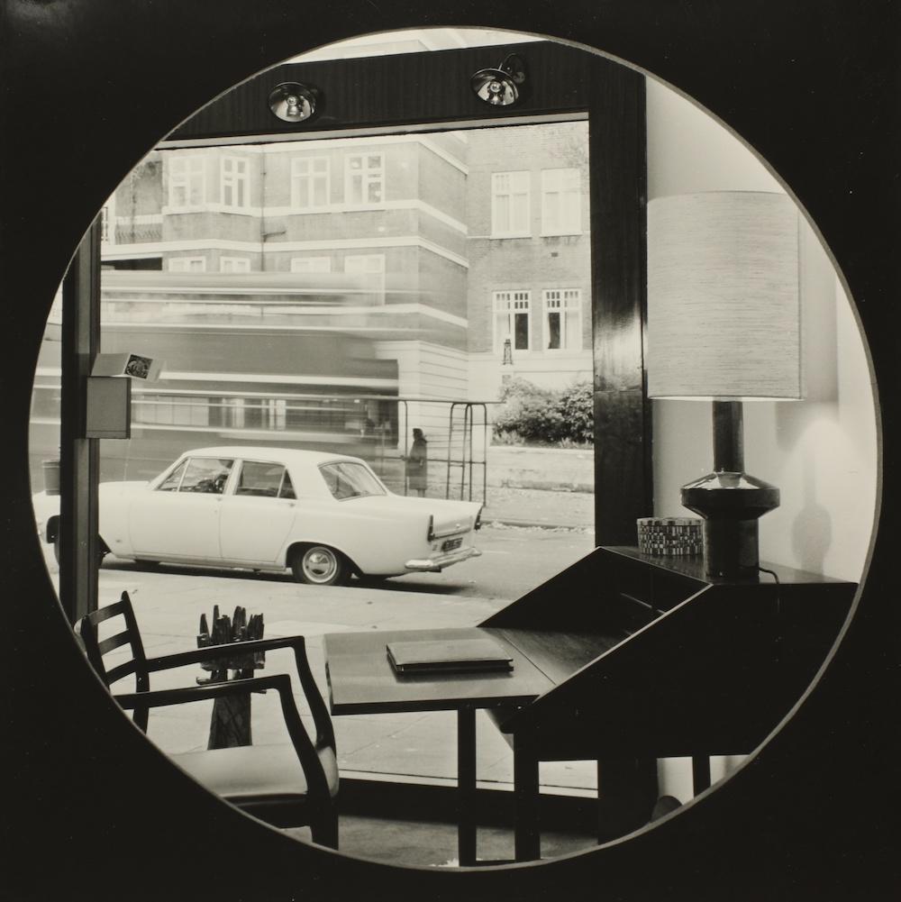 A photograph of London design store Oscar Woollens
