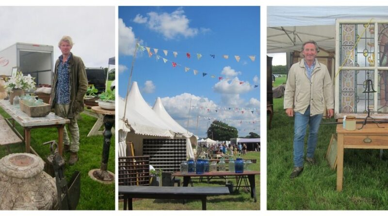 Traders at Arthur Swallow Fairs events