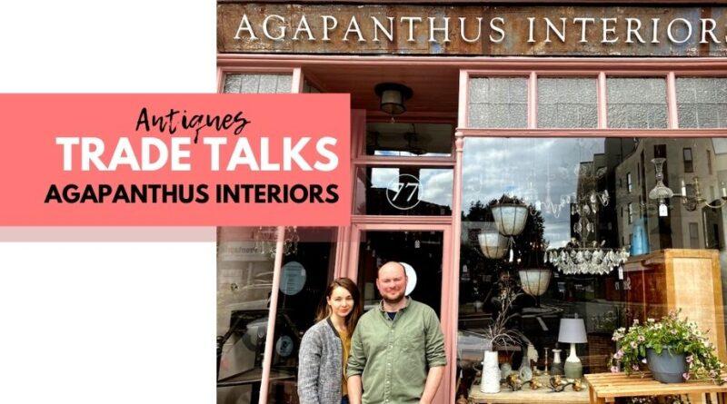 Antiques Trade Talks Agapanthus Interiors