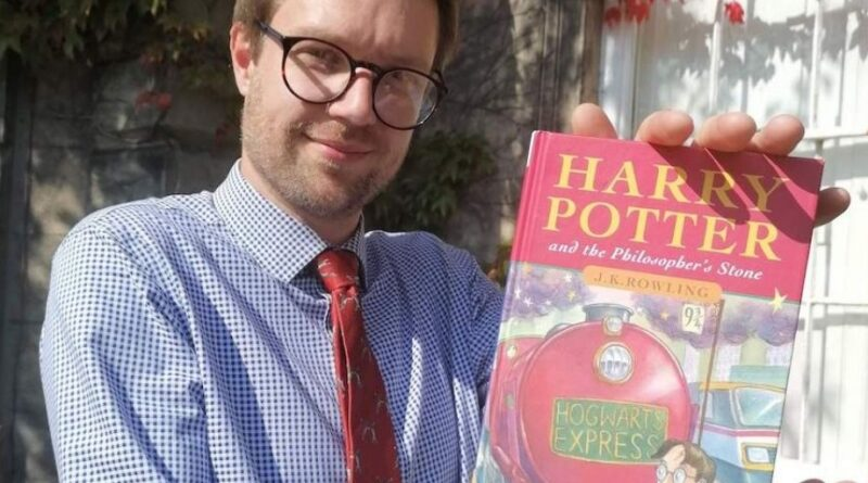 Harry Potter First Edition with Hansons expert