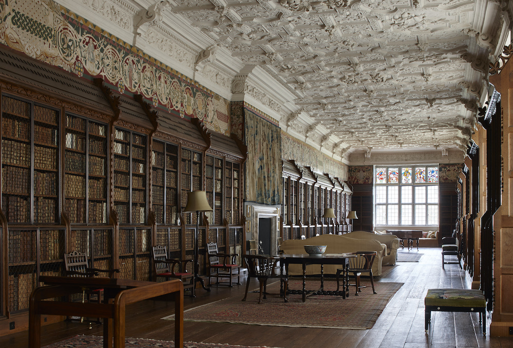 The Library at Blickling Hall, Norfolk