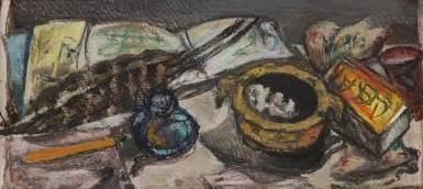 Still life by Marie-Louise von Motesiczky