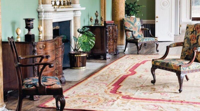 Apter-Fredericks items in Christie's sale