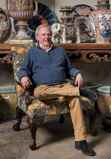 Patrick Moorhead Brighton antique dealer