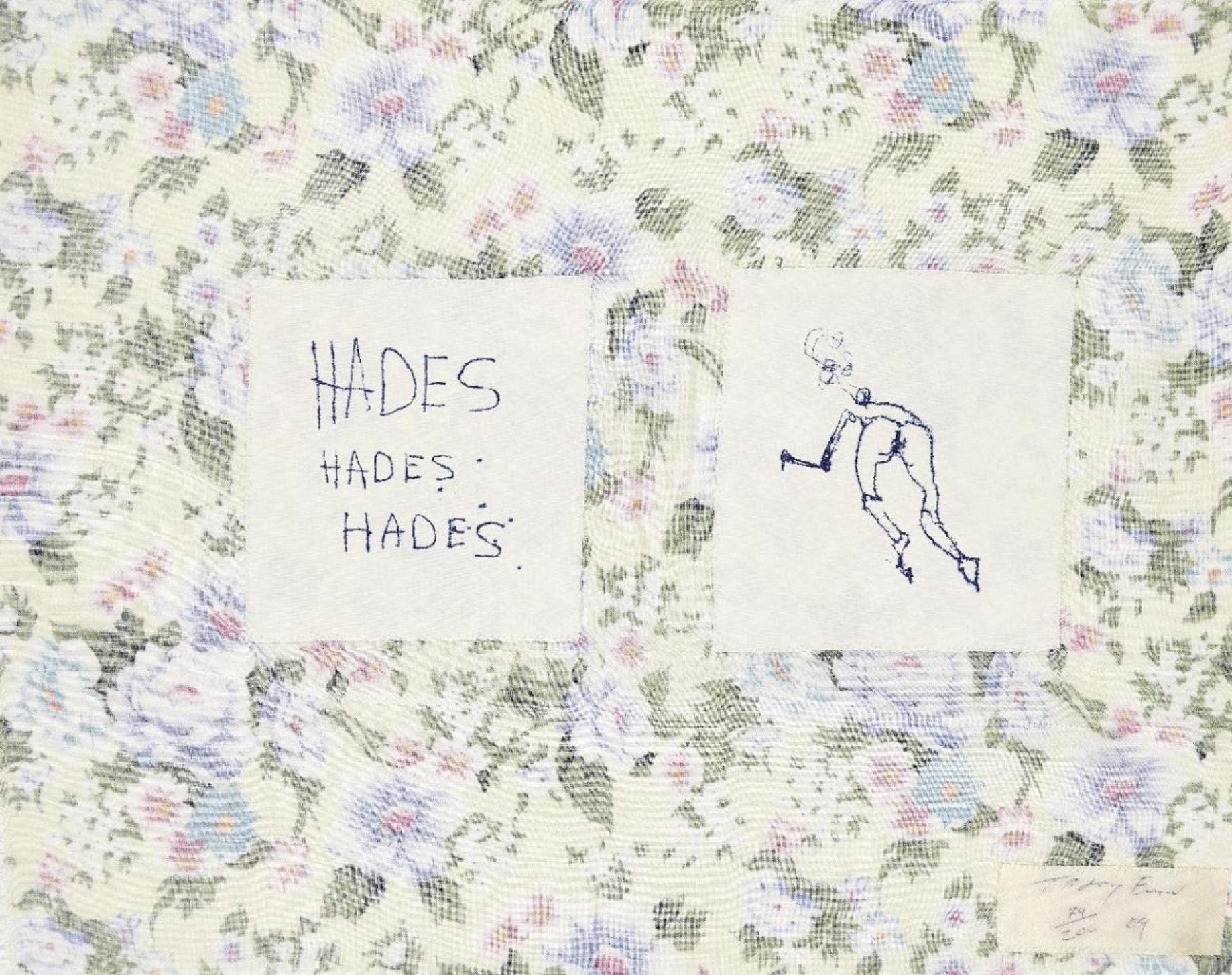 Tracey Emin - Hades Hades Hades