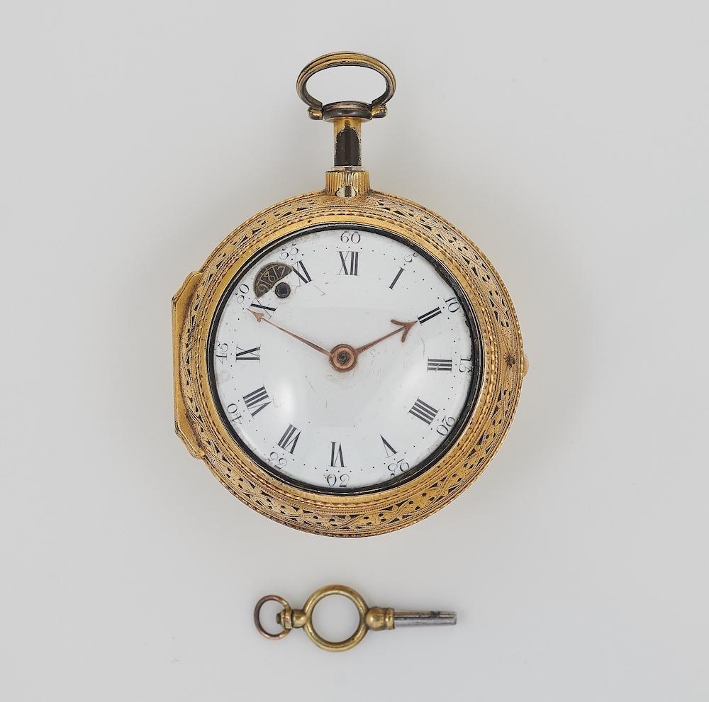 Oliver Quare pocket watch