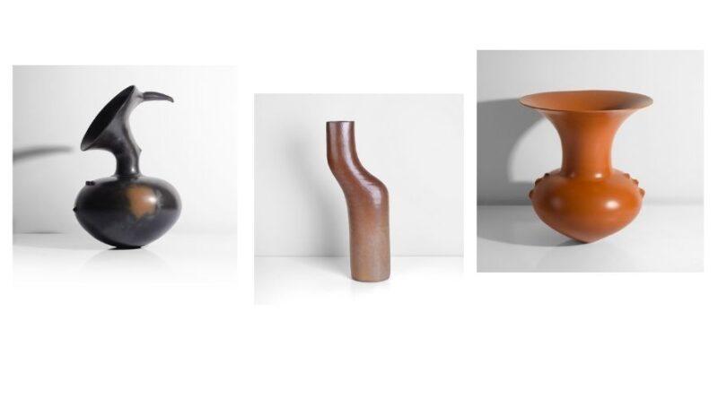 Selection of ceramics