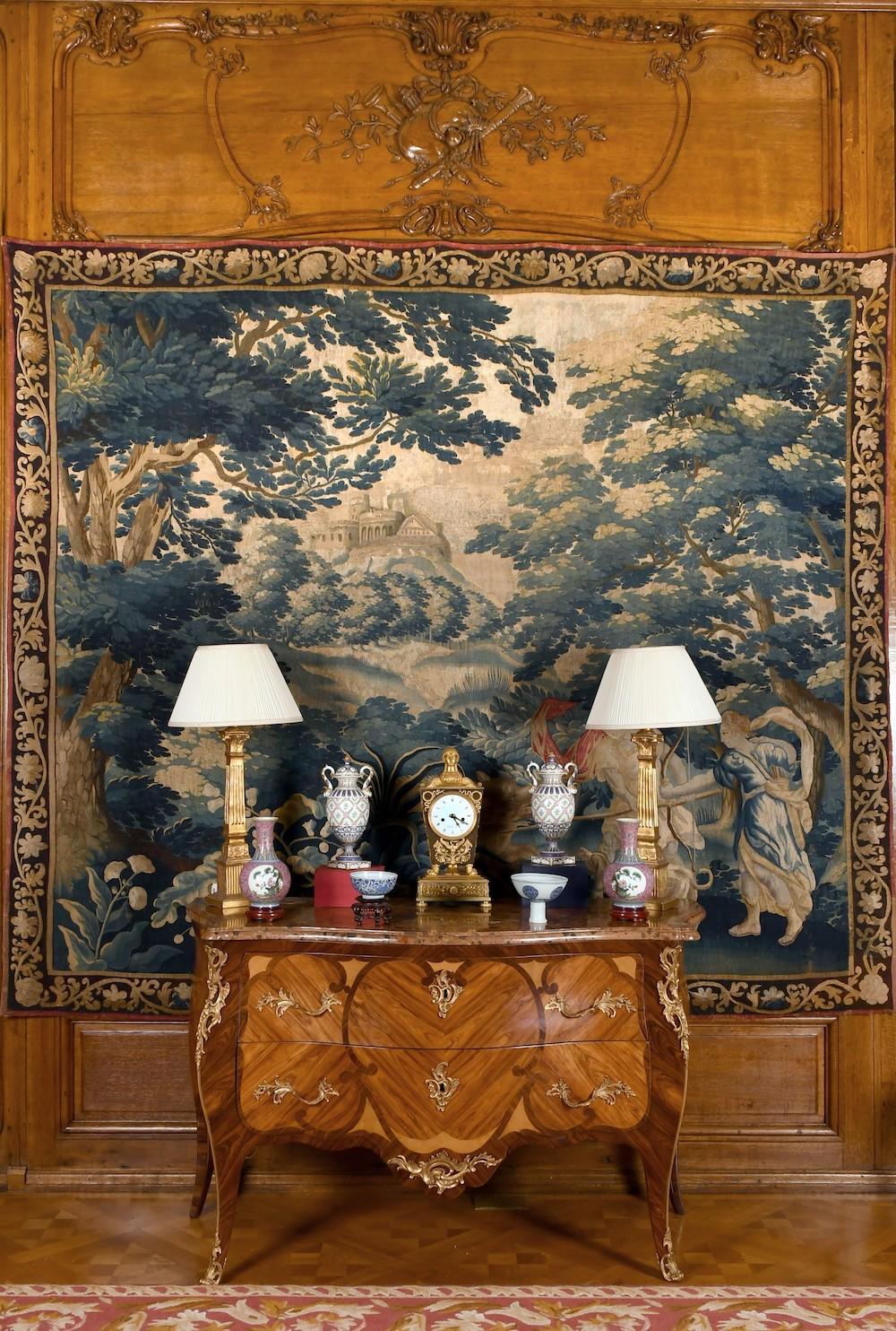 A Louis XV commode