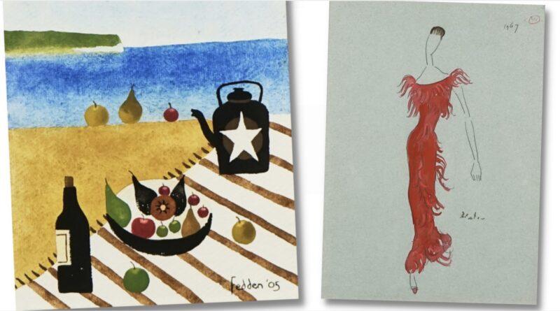 Modern British art in Bellman's sale