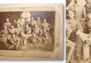 Civil War photo including Colonel John S Mosby
