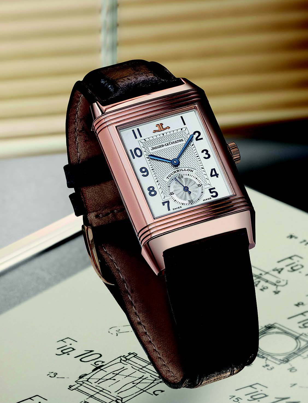 Jaeger Le-Coultre Reverso watch