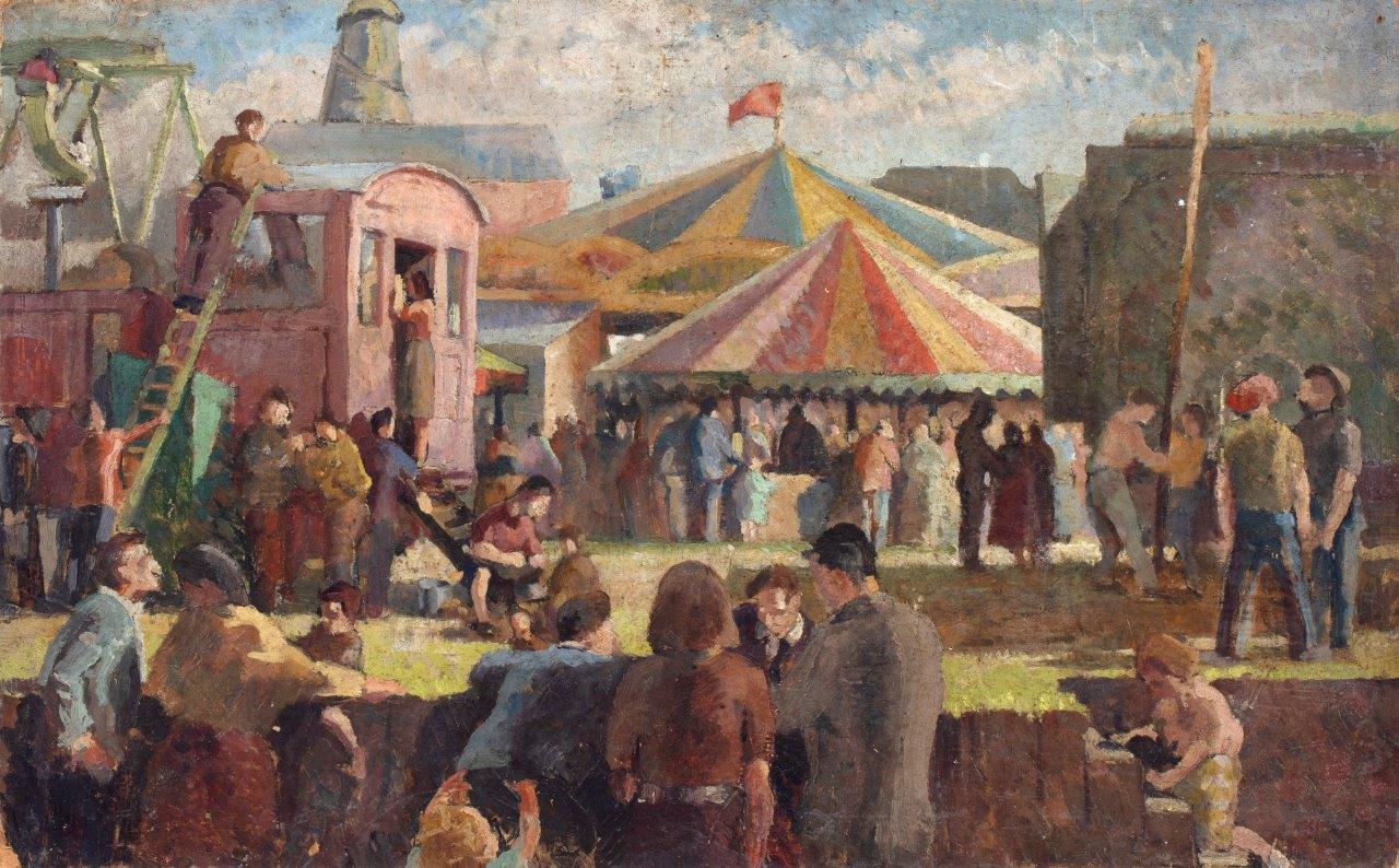 Bernard Kay - The Fair - 1944
