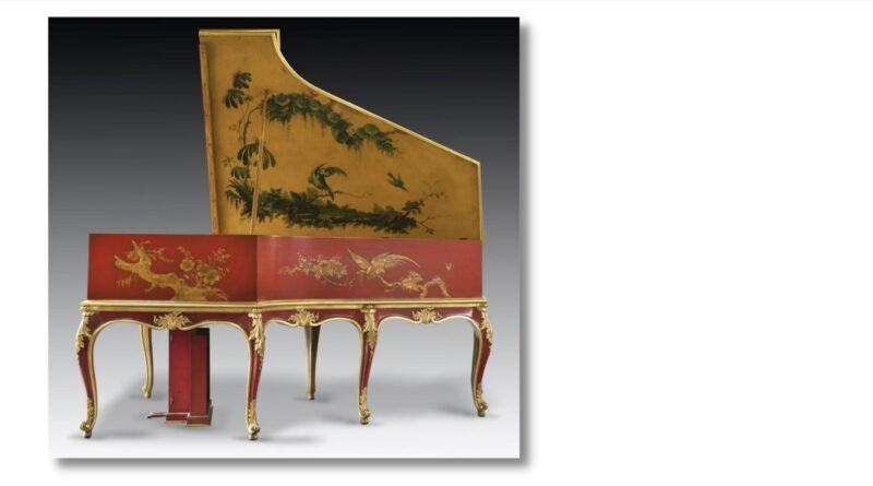 Rare piano collection in sale