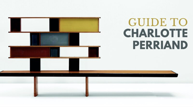 Charlotte Perriand guide