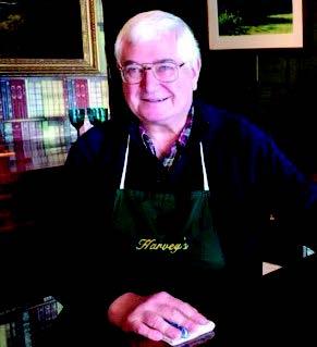 Antiques dealer David Harvey