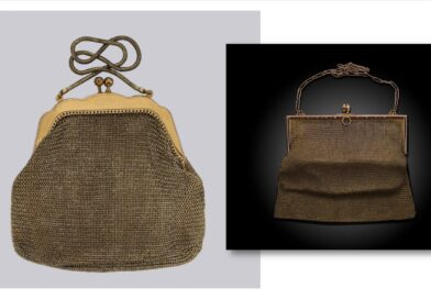 Pair of purses that belonged to Princess Diana's grandmother