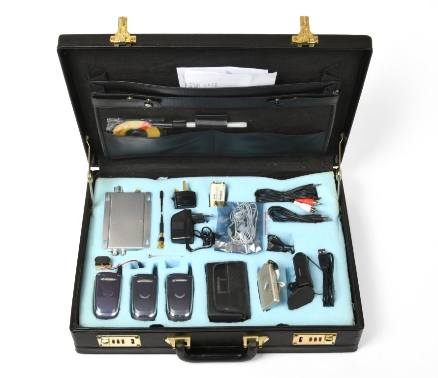 A Spy Camera Kit